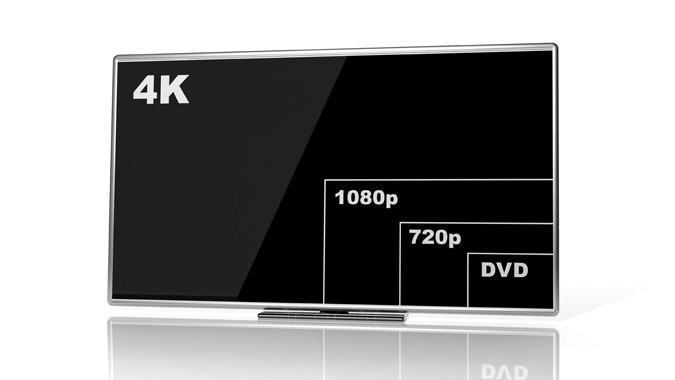 TouchIT 4K Interactive LED