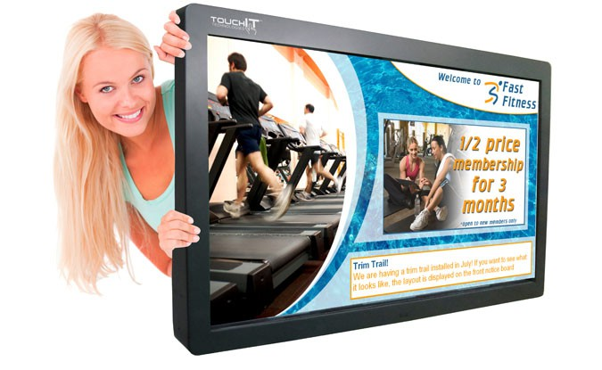 TouchIT Digital Signage