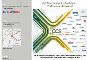 CCS New England