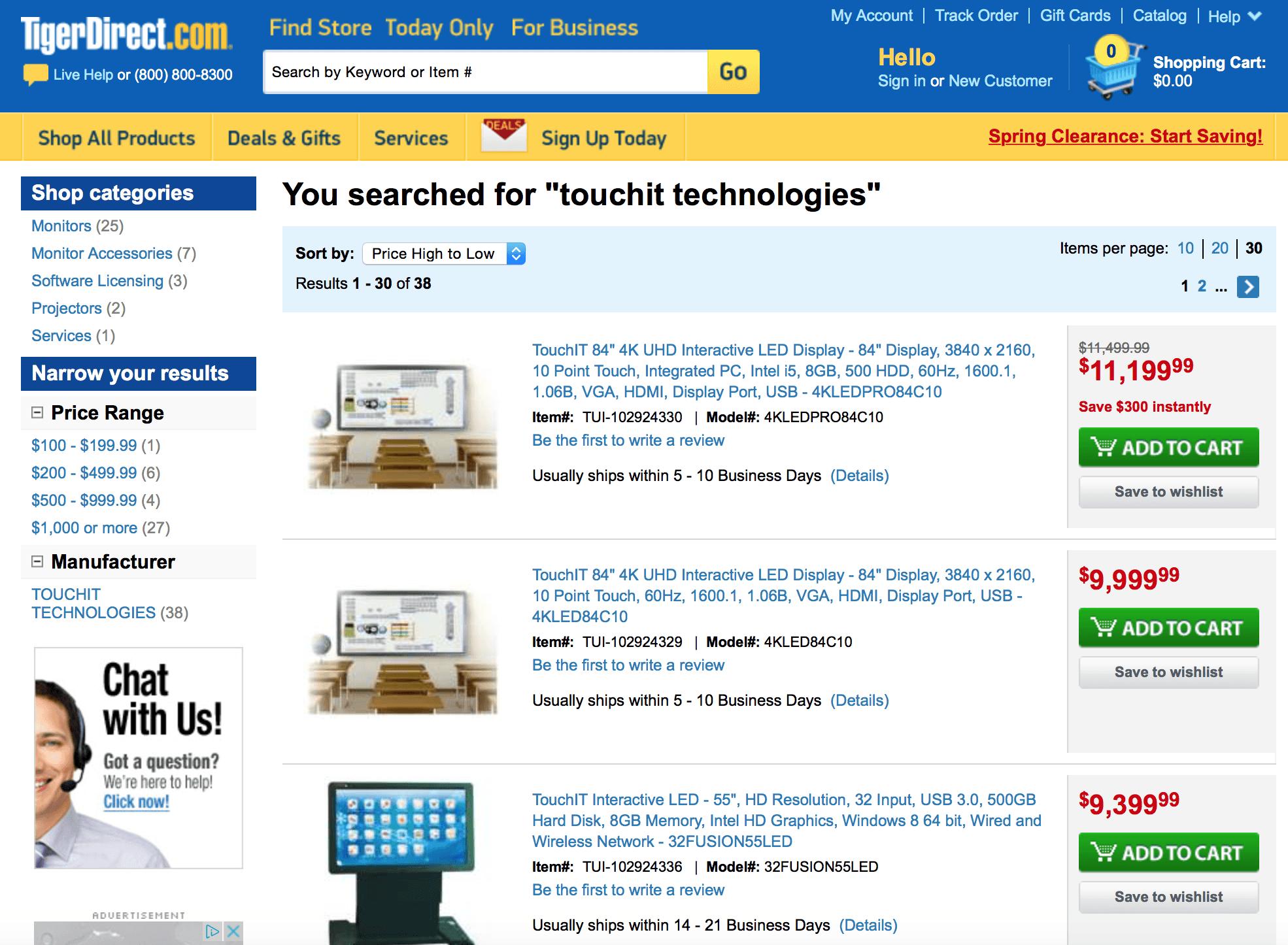 TouchIT Technologies