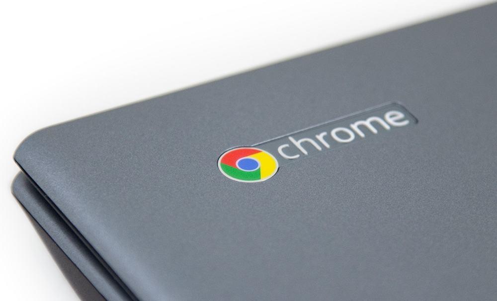 TouchIT LED and Chromebook