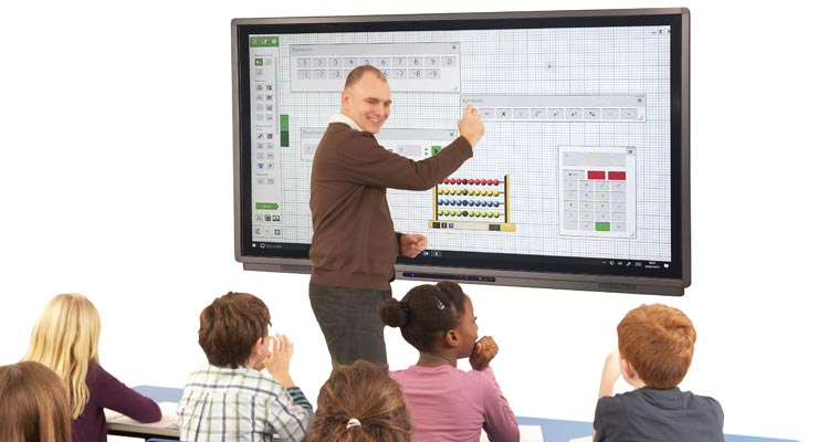 Interactive Flat Panel - TouchIT Y Series