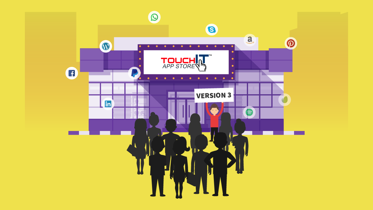 TouchIT App Store 3.0